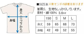 サイズ表5001新